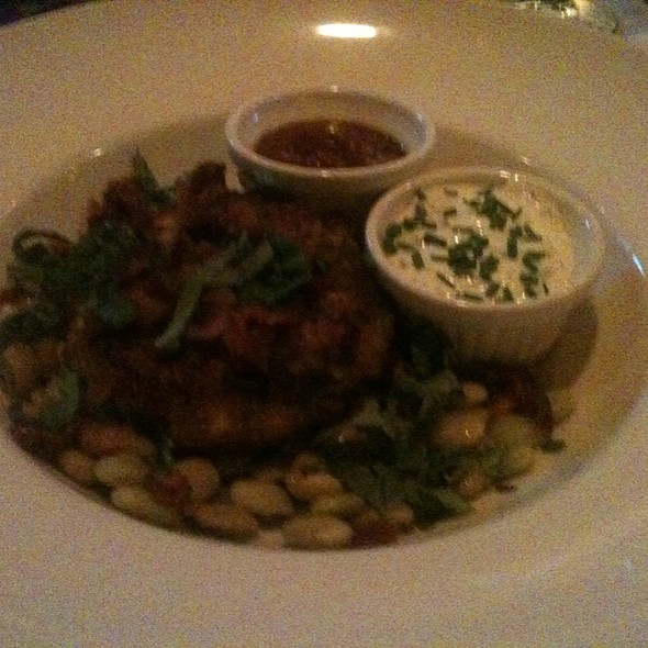 Lump Crab Cake - Port Land Grille, Wilmington, NC