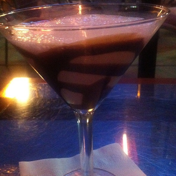 White Chocolate Martini - Dine, Chicago, IL