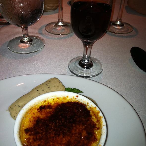Creme Brulee - Restaurant Iris, Memphis, TN