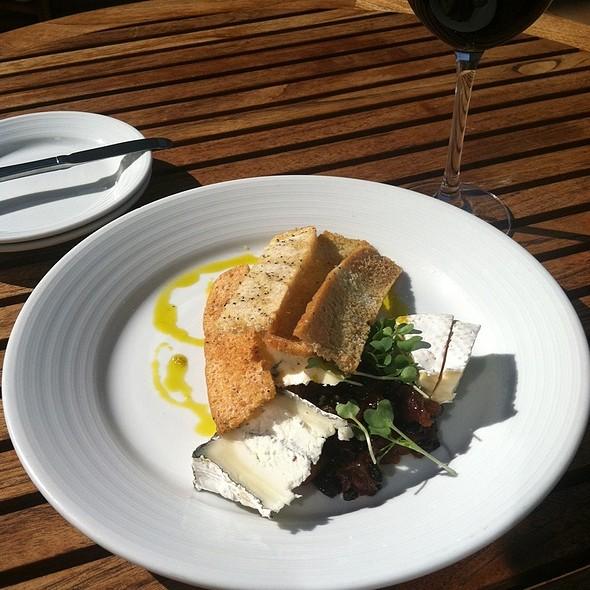 Cheese Plate - the C restaurant + bar, Monterey, CA