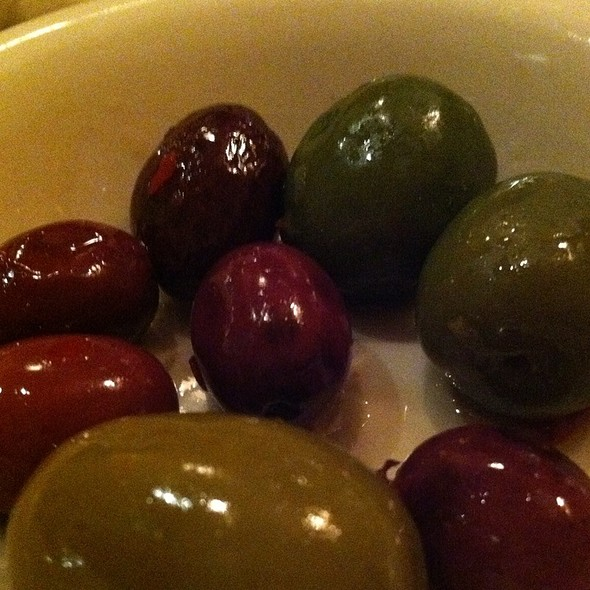 Olives - Becco, New York, NY
