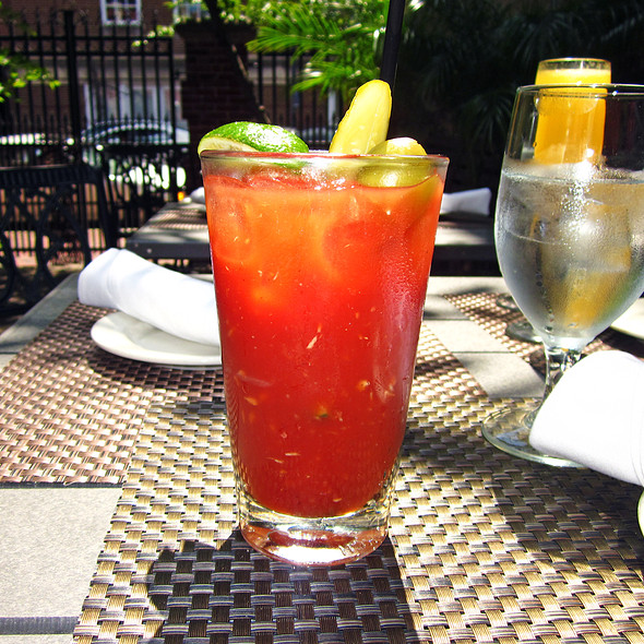 Bloody Mary - The Columbia Firehouse, Alexandria, VA