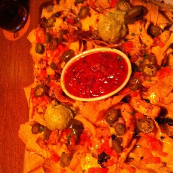 Nachos - Rock Bottom Brewery Restaurant - Yorktown, Lombard, IL