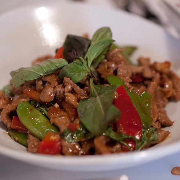 Rangoon Lemongrass - Rangoon Ruby Burmese Cuisine - Palo Alto, Palo Alto, CA