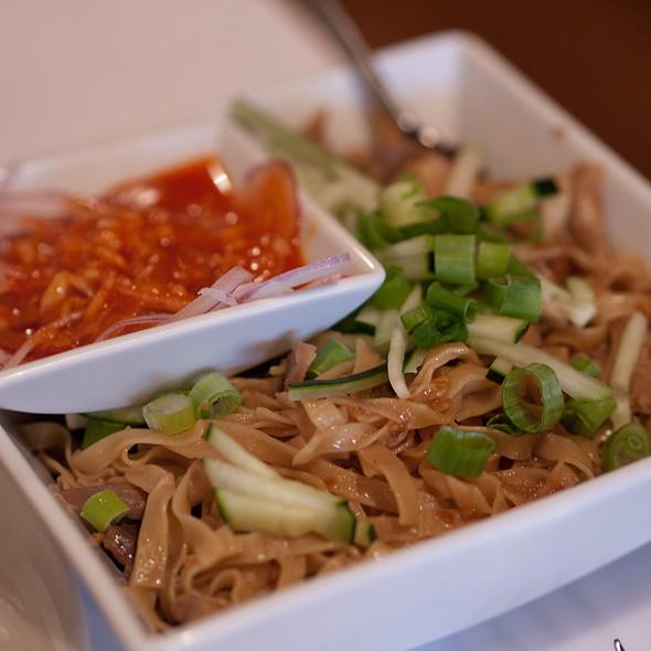 Garlic Noodles - Rangoon Ruby Burmese Cuisine - Palo Alto, Palo Alto, CA