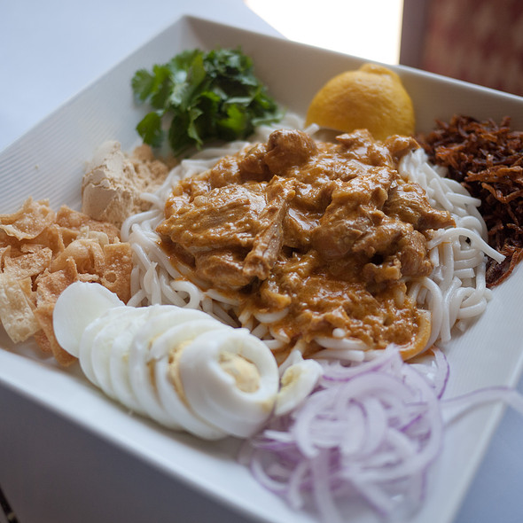 Nan Gyi Dok - Rangoon Ruby Burmese Cuisine - Palo Alto, Palo Alto, CA
