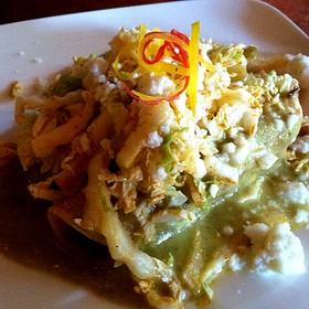 Tacos Dorados - Oba, Portland, OR