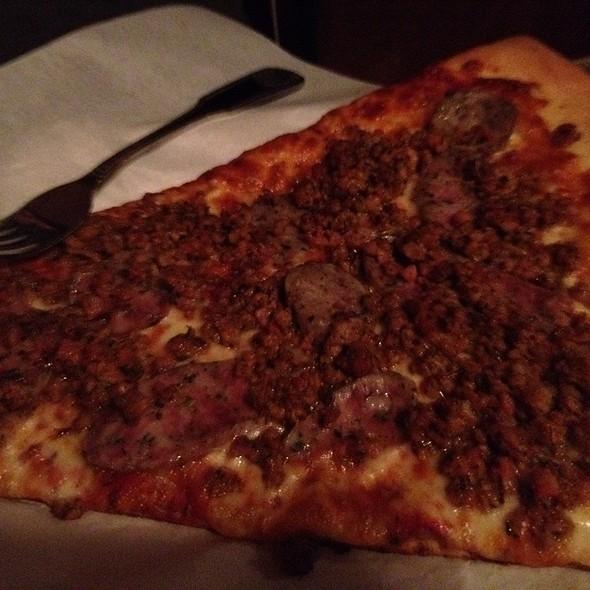 South Street Pizza Slice - Talarico's, Seattle, WA