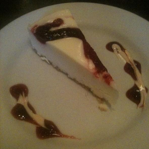 Raspberry Cheesecake - Chianti Grill - Burnsville, Burnsville, MN
