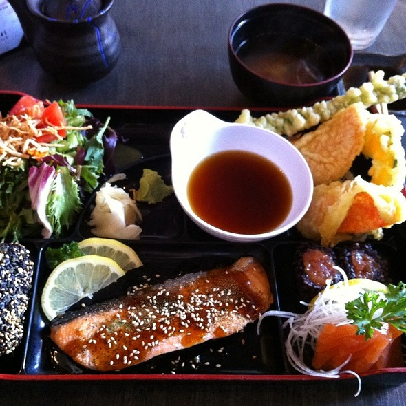 Slow Bento - Slow Fish - Los Angeles, Los Angeles, CA