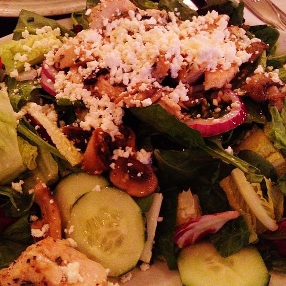Greek Salad - Blue Star Cafe and Pub, Seattle, WA