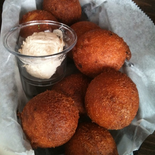 Hush Puppies - Brother Jimmy's BBQ, New York, NY