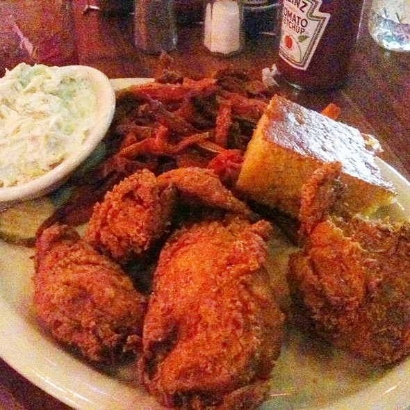 fried chicken - Brother Jimmy's - Union Square, New York, NY
