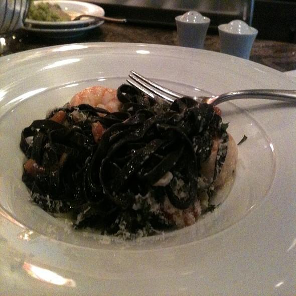 Telagonti With Shrimp - Il Palio, Chapel Hill, NC