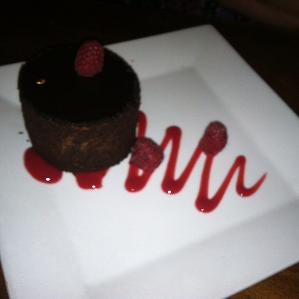 Chocolate Mousse Cake - Mesa Street Grill, El Paso, TX
