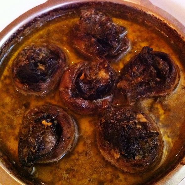 Snails Russian Style - Russia House Restaurant - Herndon, Herndon, VA