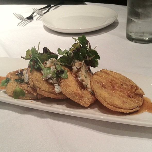 Fried Green Tomatoes - Jasper's - Austin, Austin, TX