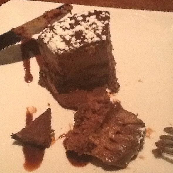 One Bite Chocolate Mousse Cake - Di Pescara, Northbrook, IL