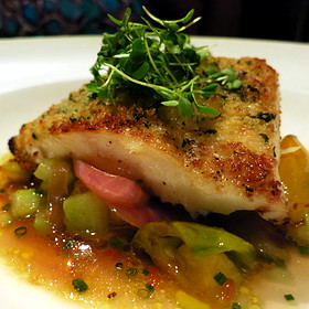 Halibut - The Gage, Chicago, IL