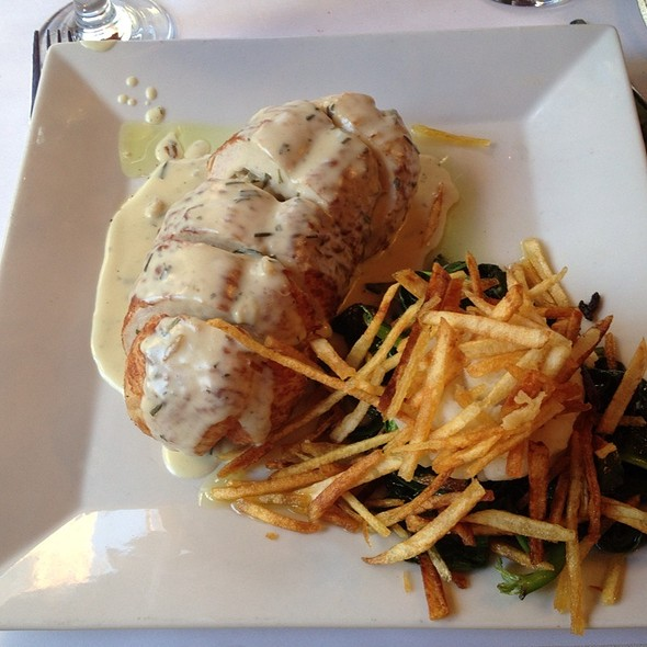 Stuffed Chicken Breast - A La Turka Restaurant, New York, NY