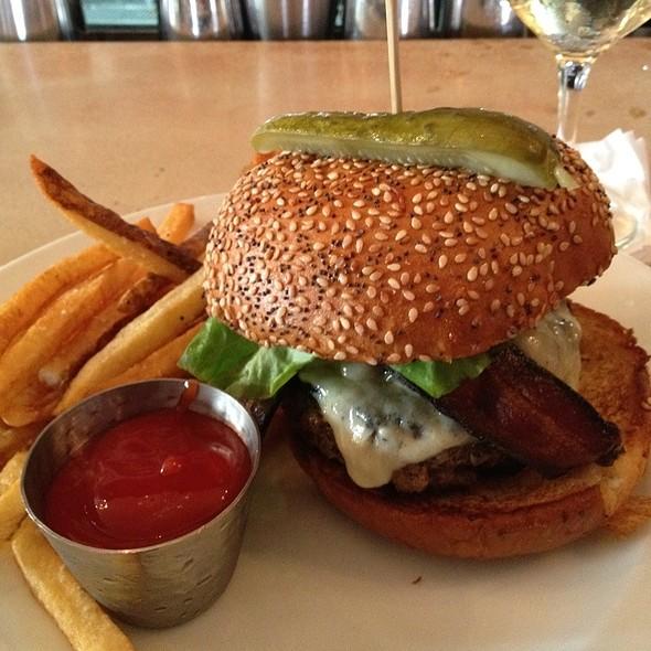 Bacon Cheddar Burger - Lost Society - DC, Washington, DC