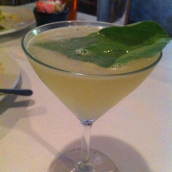 Bay To Breakers Martini - Cowboy Ciao, Scottsdale, AZ