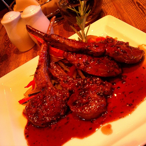 Lamb Chops - Zio Cecio, Dallas, TX