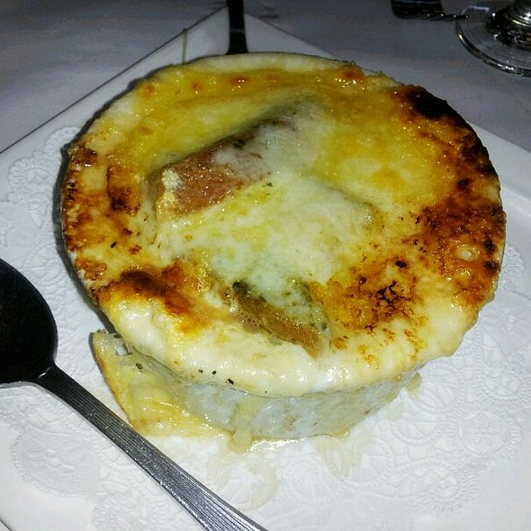 French Onion Soup - West End Cafe, Carle Place, NY