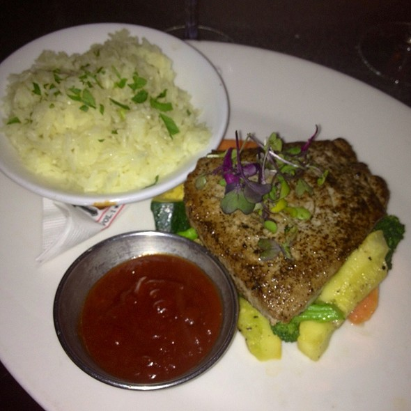 Blackened Tuna - The Front Page - DC, Washington, DC