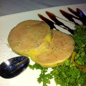 Foie gras Torchon - The Little Door, Los Angeles, CA