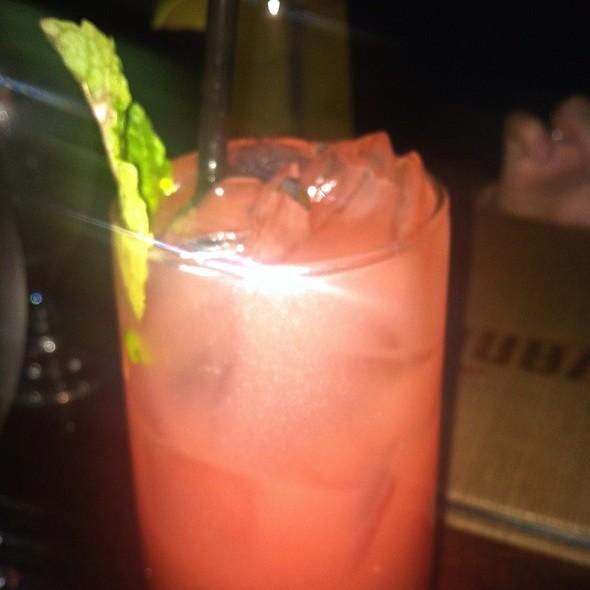 Agua Loco Cocktail - Havana, Chicago, IL