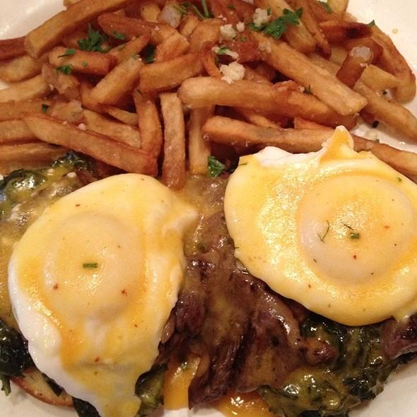 Eggs Benedict - Ella Kitchen & Bar, New York, NY