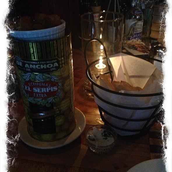 Fried Olives - Anneke Jans, Kittery, ME