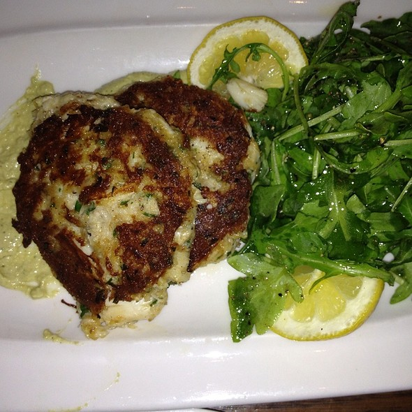 Crab Cakes - Second Home Kitchen & Bar, Denver, CO