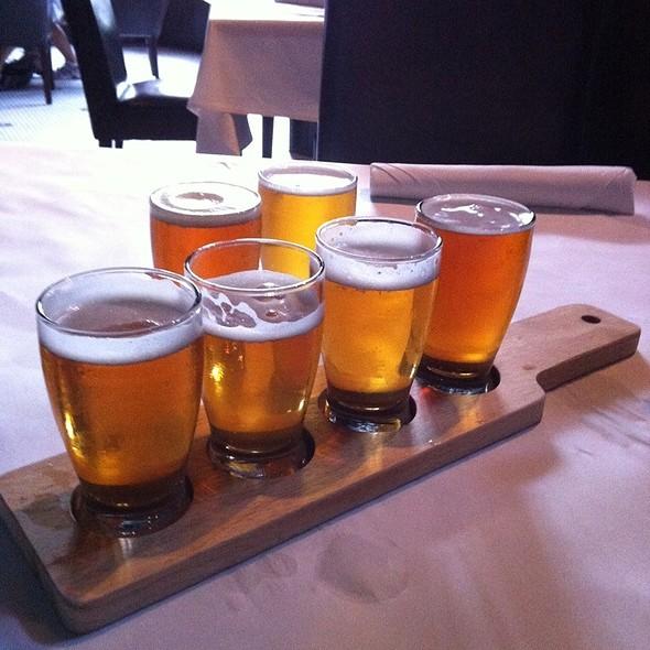 Beer Sampler - Jackson Brewery Bistro Bar, New Orleans, LA
