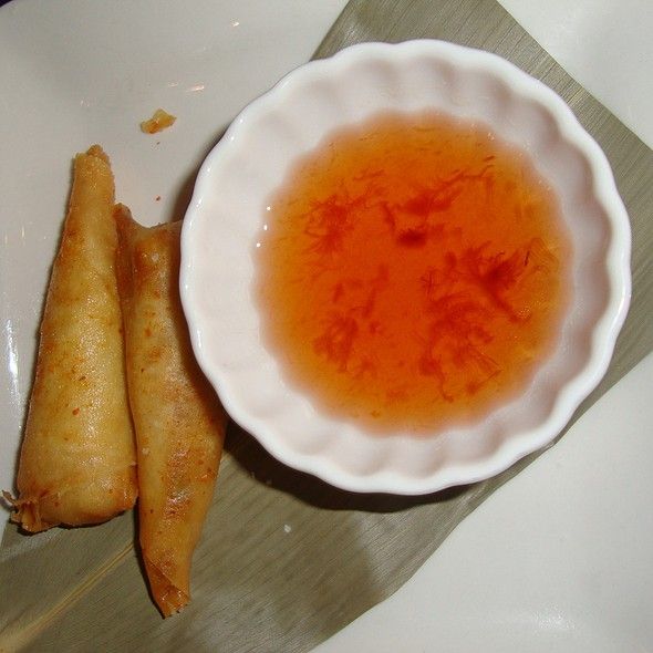 Egg Roll - BLU - Restaurant & Lounge, Sugar Land, TX