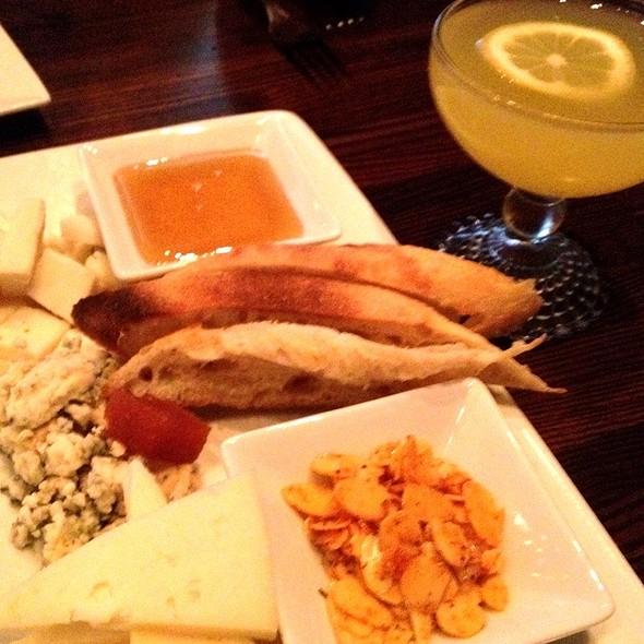 Cheese Plate - Sanctuaria, St. Louis, MO