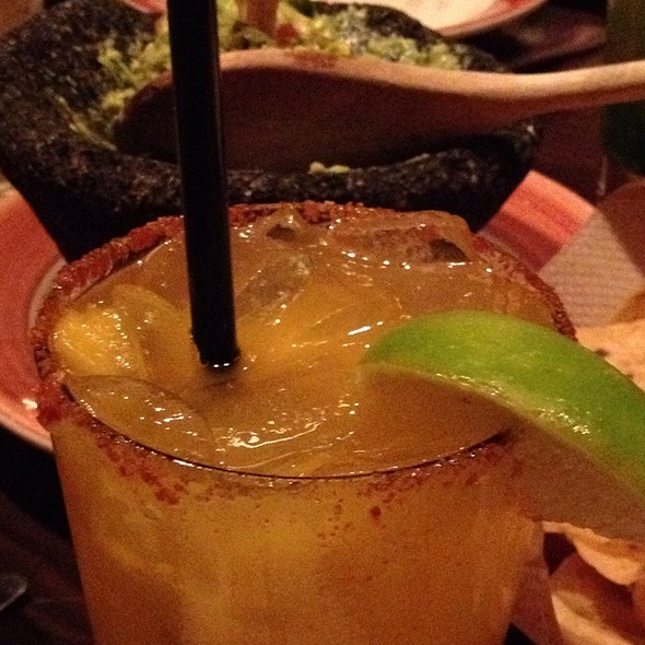Mango Margarita - Adobo Grill - Downtown Indianapolis, Indianapolis, IN