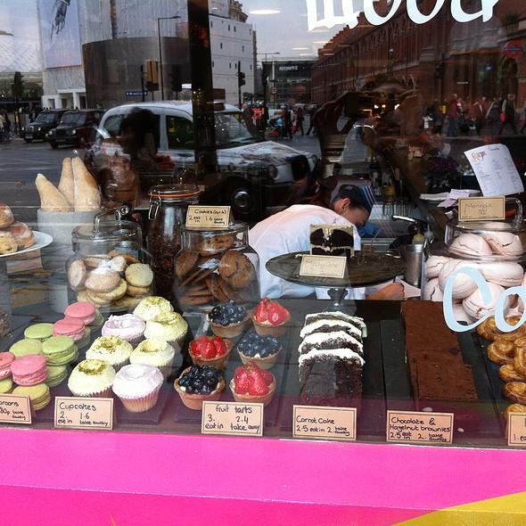 Pies, Cakes, & Deserts - Megaro Eatery, London