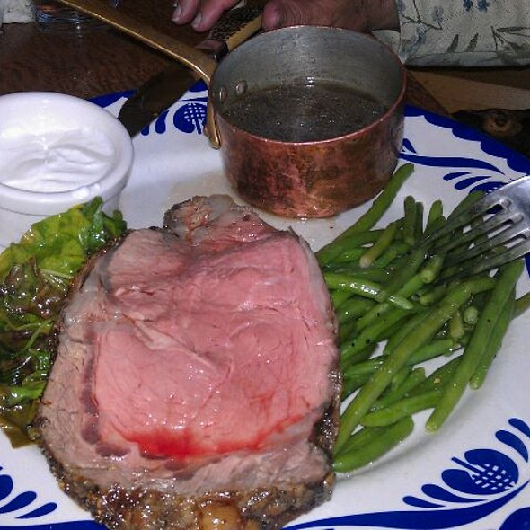 Prime Rib - Blue Canyon Kitchen & Tavern - Missoula, Missoula, MT