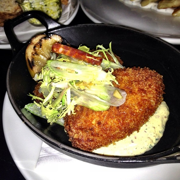 Salt Cod Fritters - The Saint, Toronto, ON
