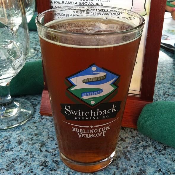 Otter Creek Bock - Charlie B's, Stowe, VT