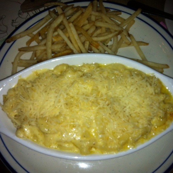 Mac and Cheese - F. McLintocks Saloon & Dining House, Pismo Beach, CA