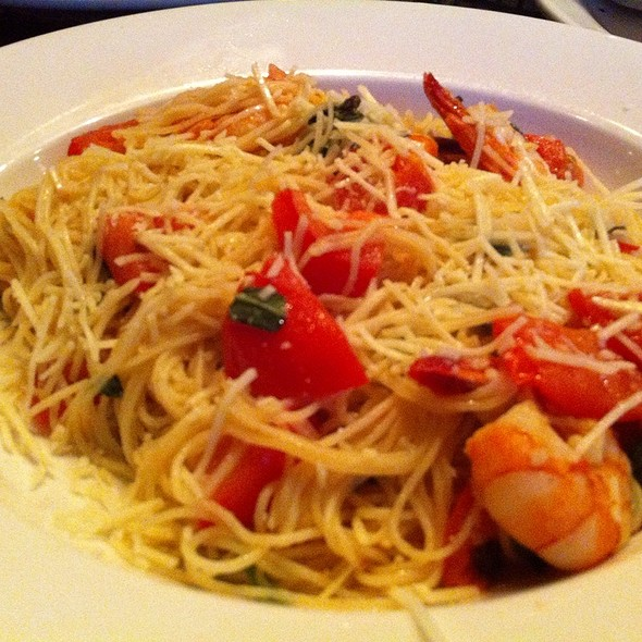 Angel Hair Pasta With Shrimp - Ruffino's - Arlington, Arlington, VA
