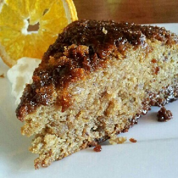Sticky Toffee Pudding Cake - Rustic Canyon Wine Bar, Santa Monica, CA