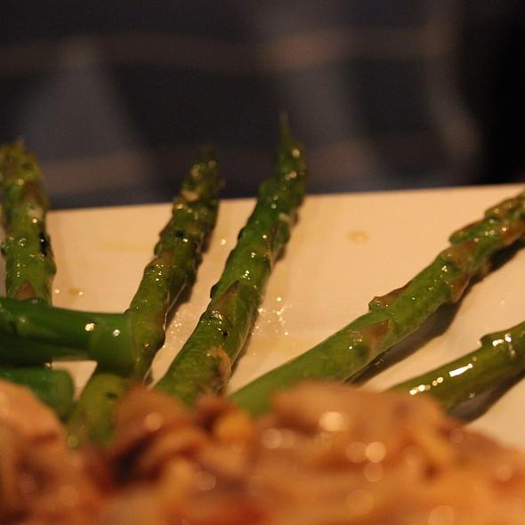 Sauteed Asparagus - Sapori Ristorante - Newport Beach, Newport Beach, CA