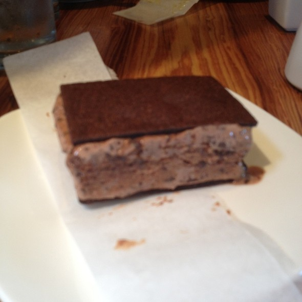 Chocolate Ice Cream Sandwich - Miller Union, Atlanta, GA