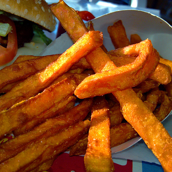 Burger King - Sweet potato fries - Foodspotting