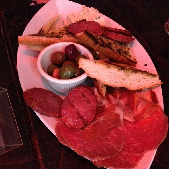 charcuterie - The Crooked Knife, New York, NY