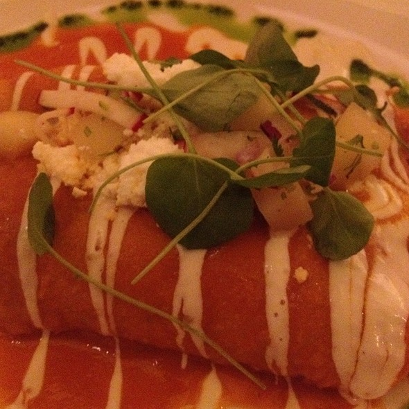 Chicken Enchilada - Toloache-Midtown, New York, NY